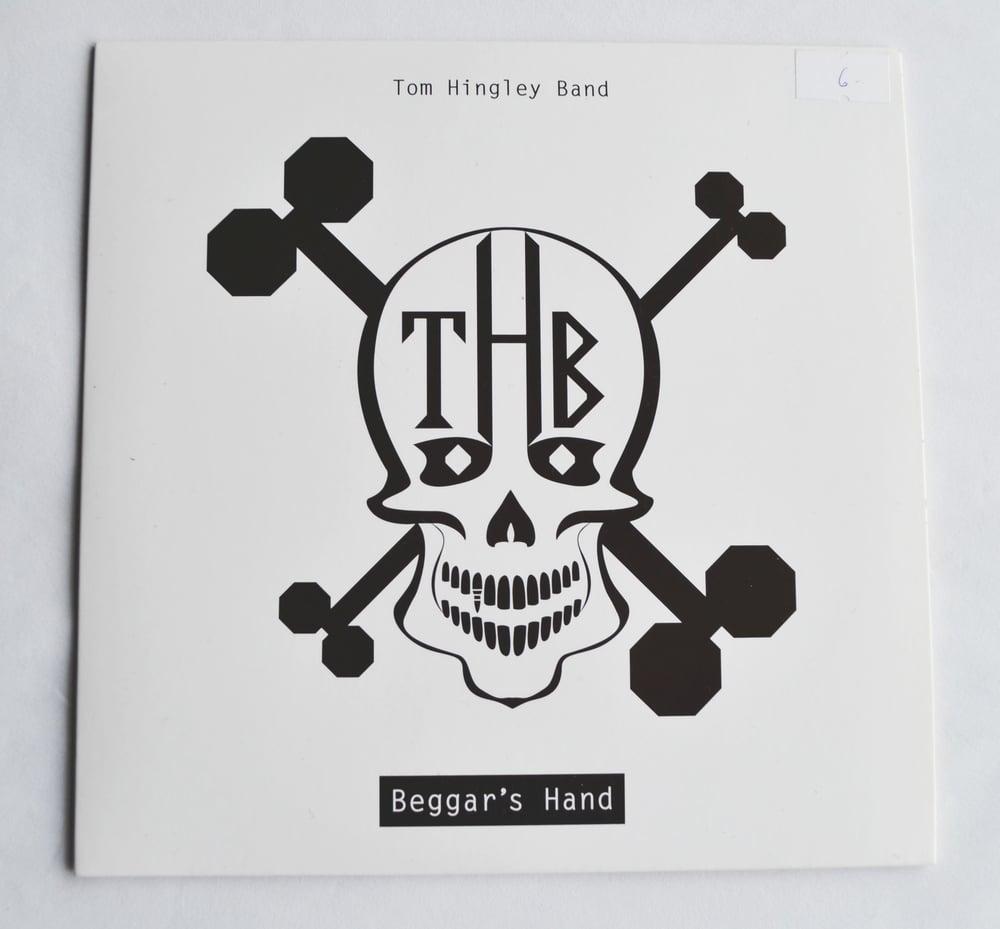 Tom Hingley Music & Newmemorabilia Ltd — Beggar's Hand ...  Tom Hingley Mus...