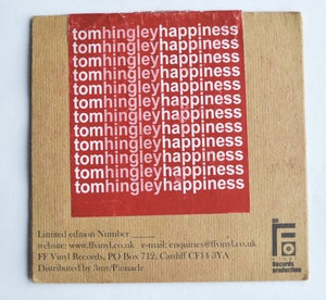 Image of Happiness Limited Edition CD