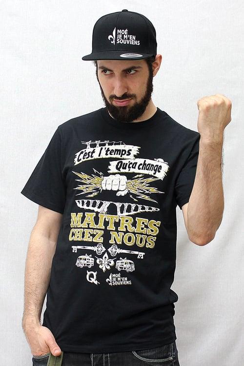 Image of Maîtres Chez Nous / T-shirt Homme&Femme