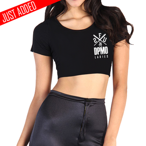 Image of FuntcaseUK Ladies Fitted Croptop