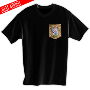 Image of DabCat Pocket Tee