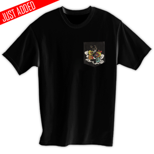 Image of Pacman Glover Pocket Tee
