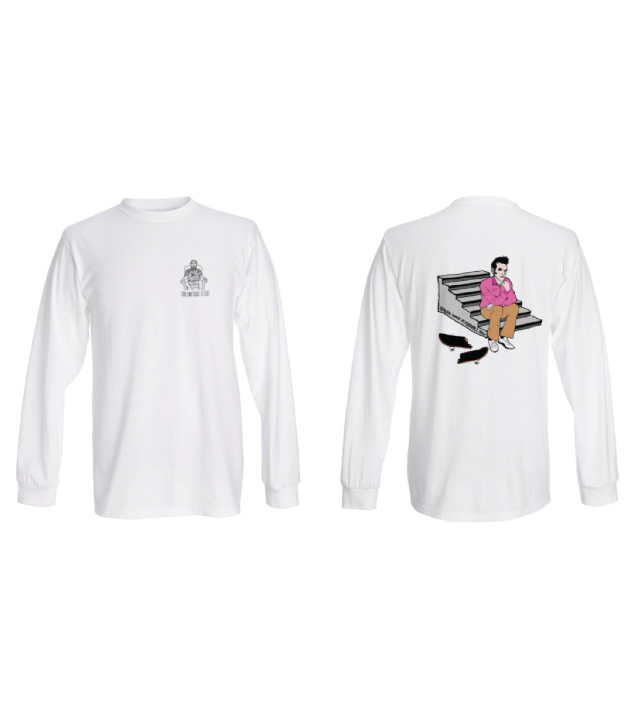 Image of SBT Morrissey Backprint Long sleeve