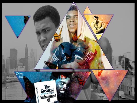 Image of Muhammad Ali Print