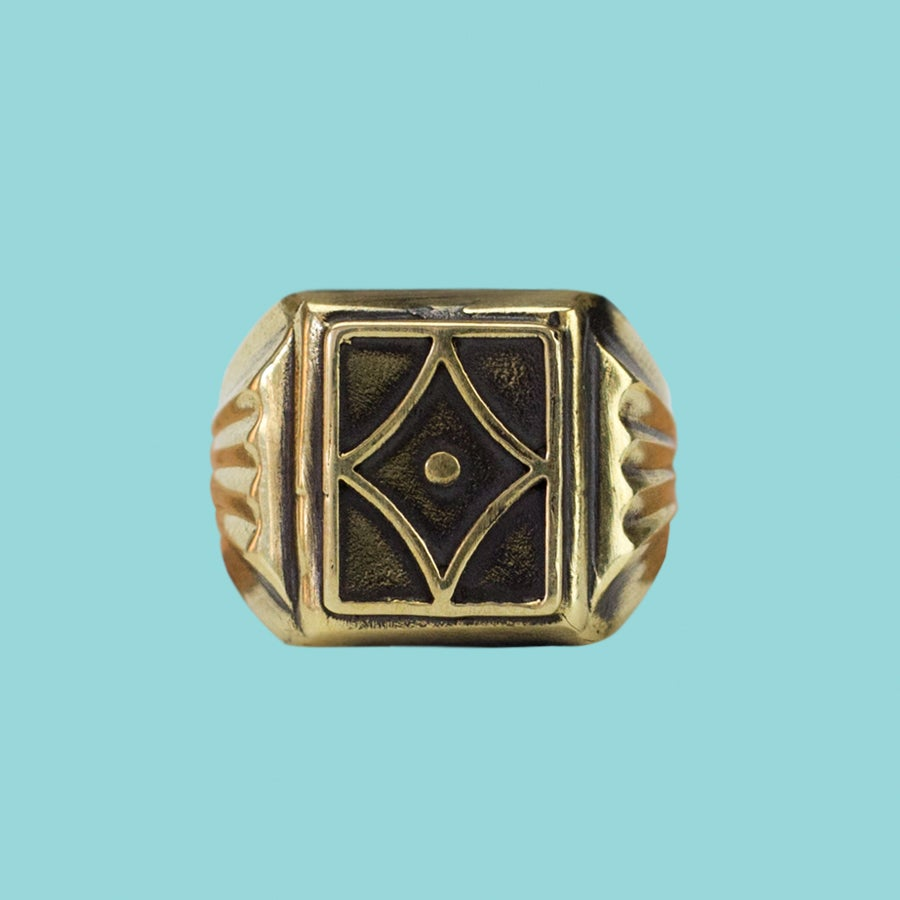 Image of AMONG FRIENDS RING