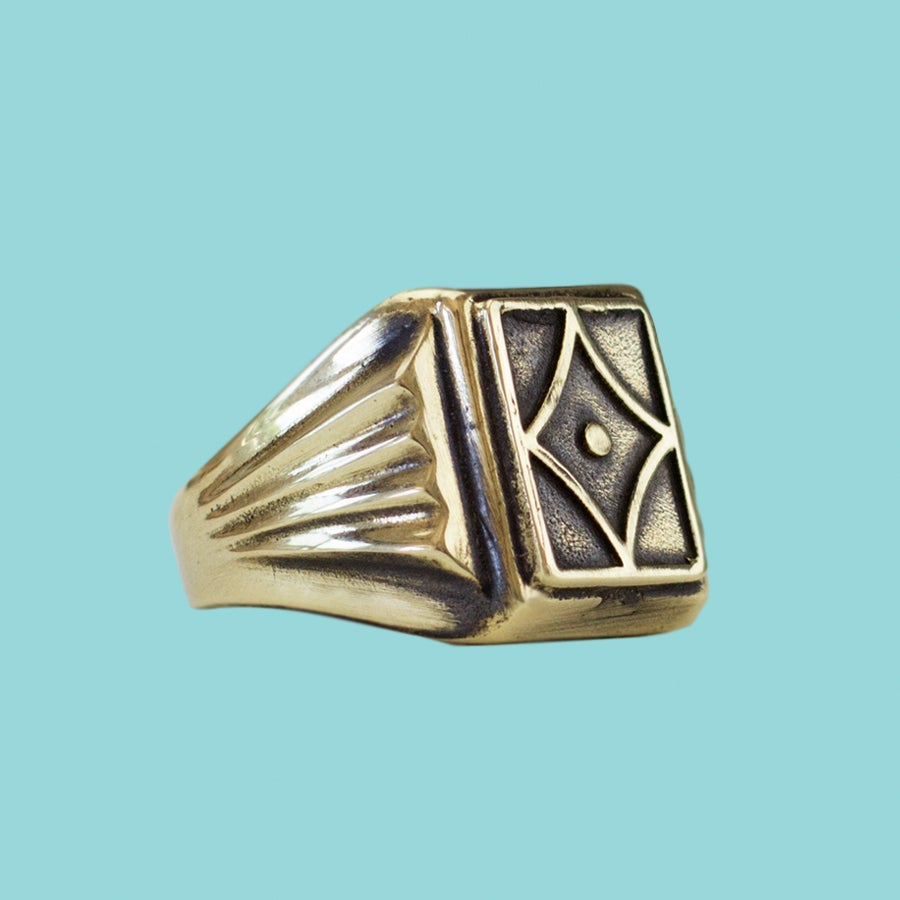 AMONG FRIENDS RING