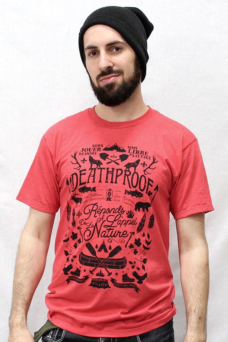 Image of L'Appel de la Nature / T-Shirt Homme