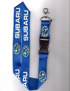 Image of Subaru Lanyard