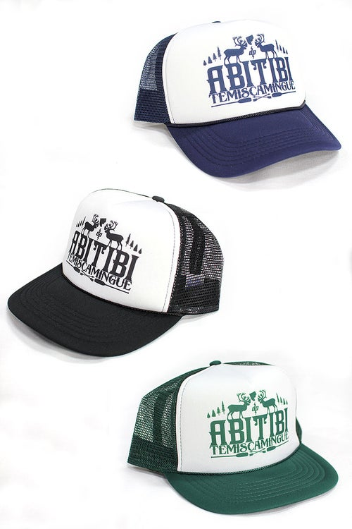 Image of Abitibi-Témiscamingue Trucker Cap