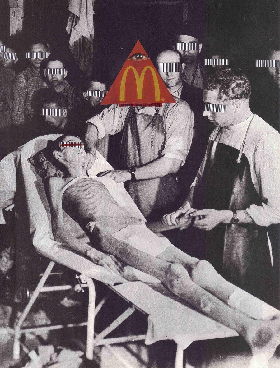 Image of R.I.P Ronald