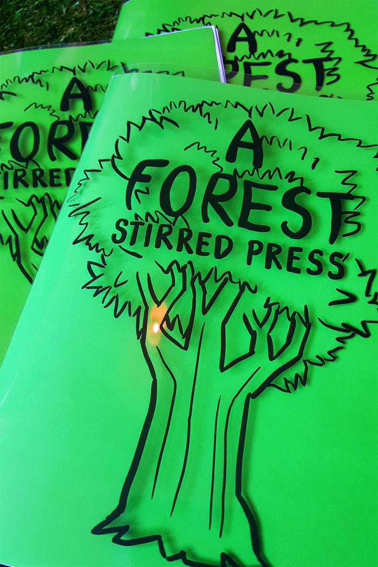 Image of ZINE #5 A FOREST