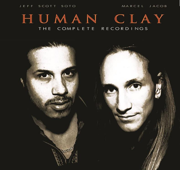 "Image of Human Clay - ""Complete Recordings"" (2 CD)"