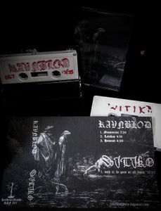 Image of 067 - Ravnblod / Witiko  Split CS