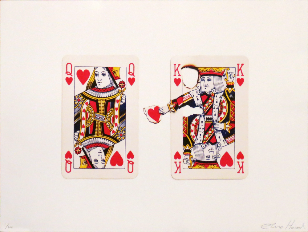 Image of Queen of Hearts (Limited edition print)