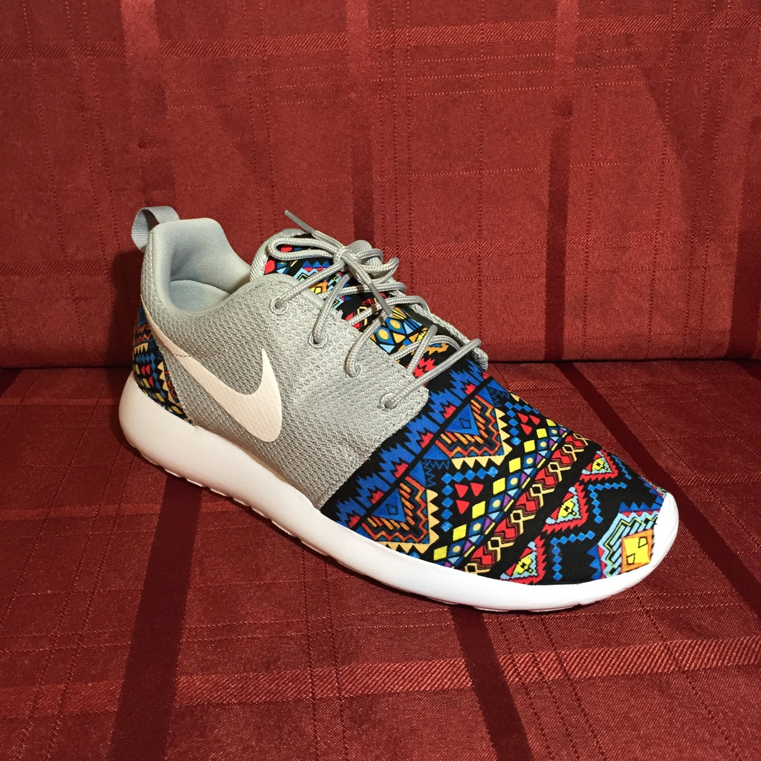 "Image of Custom Nike Roshe One ""Azteca"""