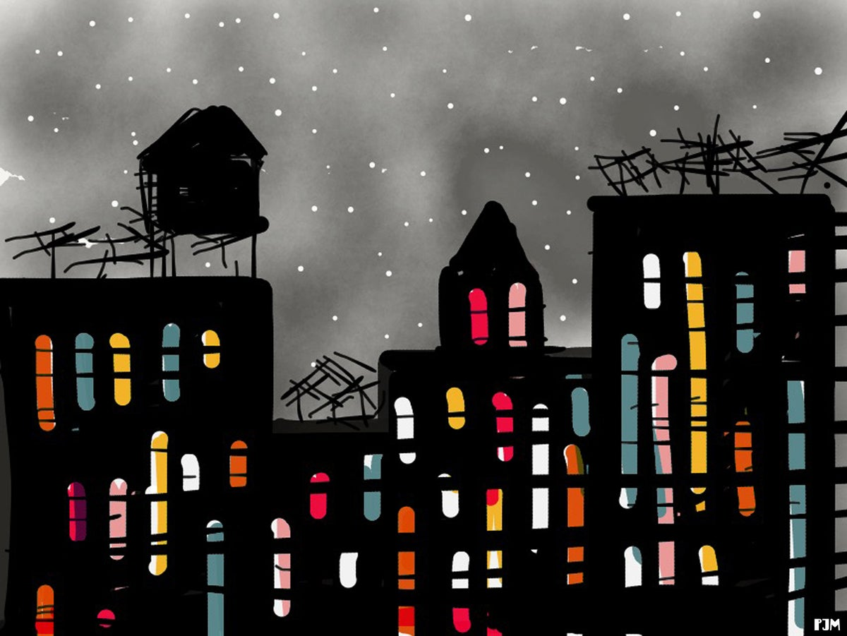 Image of Brooklyn Nights limited edition of 20 (15 remaining)