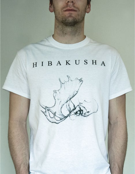 Image of T-Shirt Incarnation Artwork - White