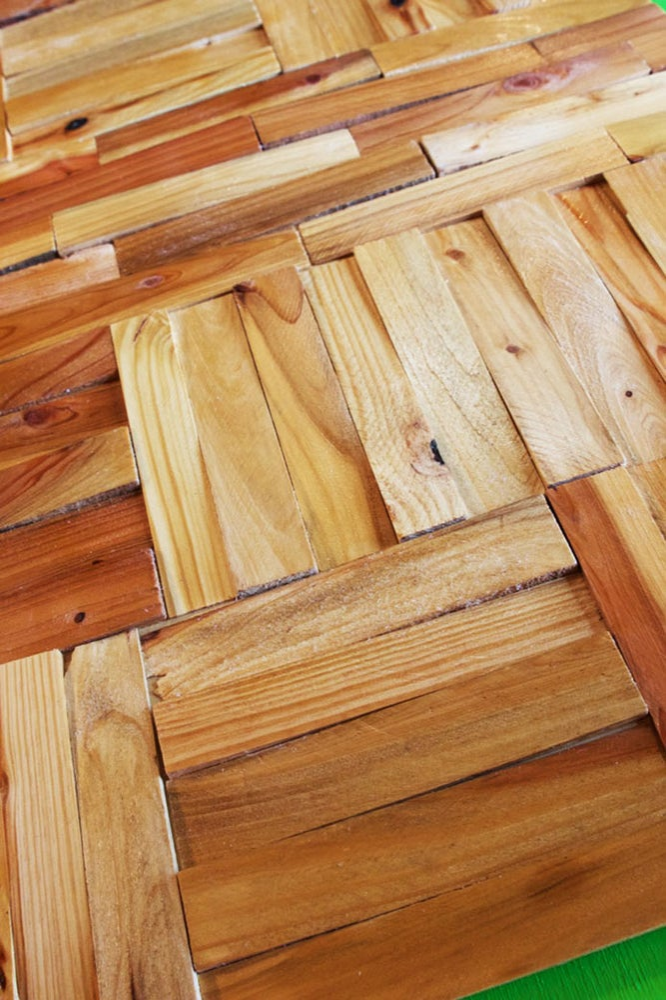 Image of 'NATURALLY PUZZLED' | Wood Wall Art | Wood Wall Sculpture | Modern Art | Original Corporate Art