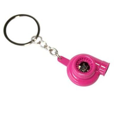 Image of Turbo Key Ring - colour variety