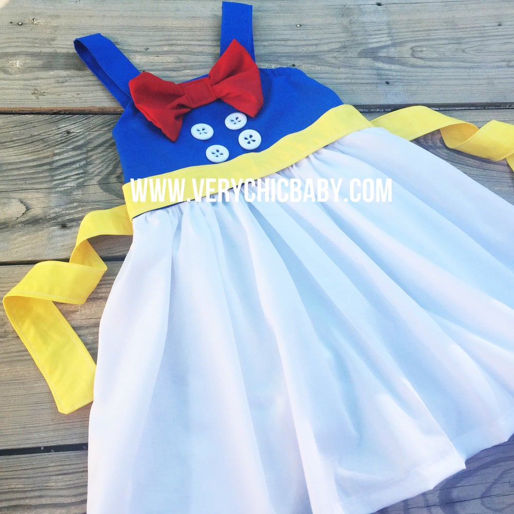 Image of Donald Inspired Dress