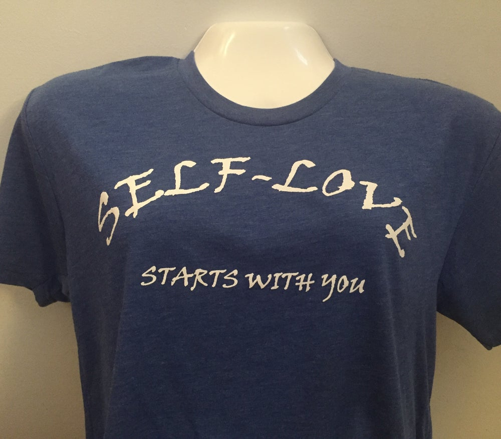 Image of SELF-LOVE MEN TEE