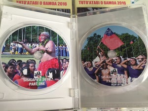 Image of SAMOA'S 54th INDEPENDENCE 2016 - DOUBLE DVD