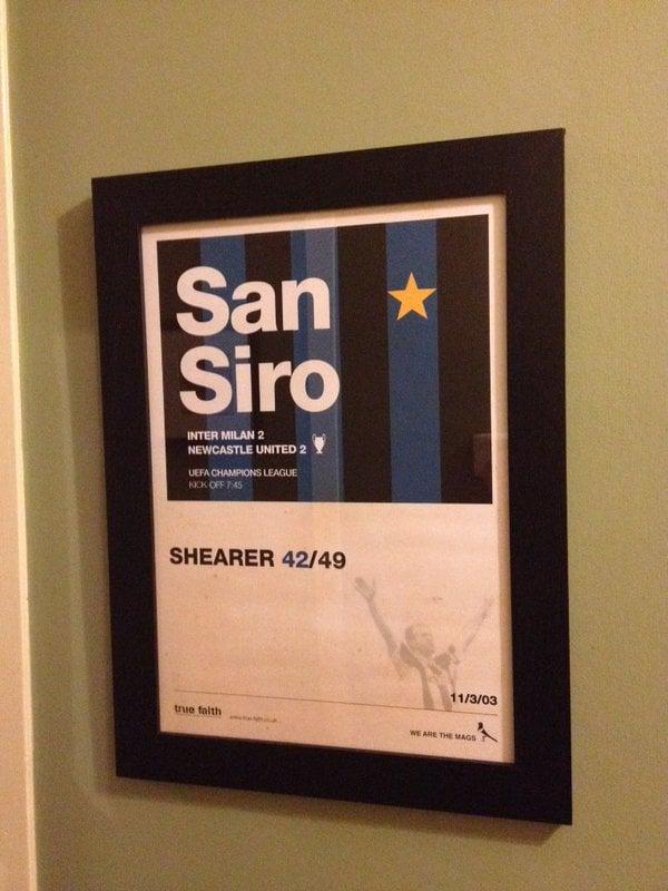 Image of HISTORY PRINT - SAN SIRO