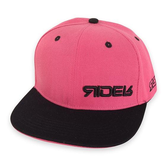 Image of Pink-Black
