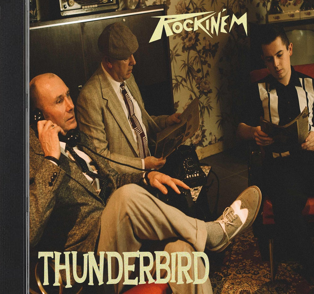 Image of CD 'THUNDERBIRD'