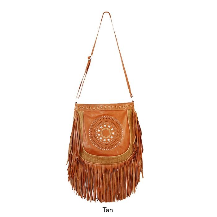 Image of BAMBORA LEATHER BAG