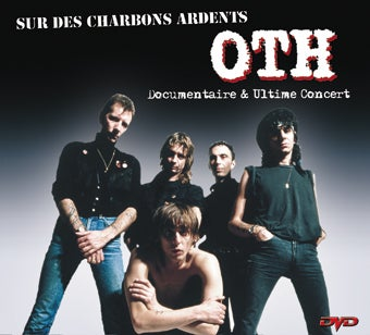 Image of OTH - SUR DES CHARBONS ARDENTS - DVD