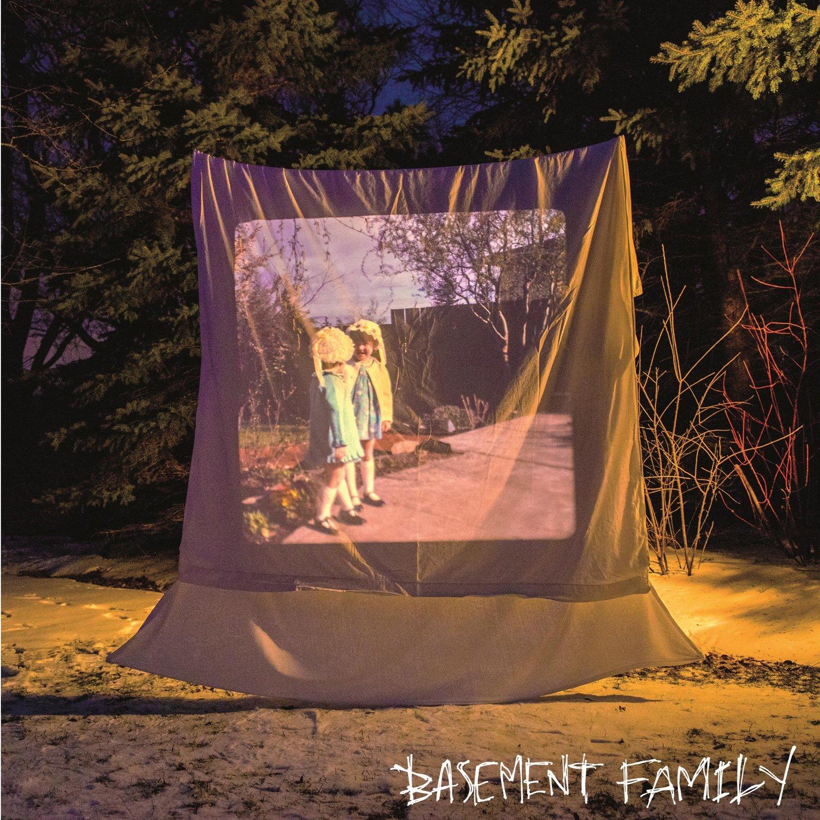"MP-91 BASEMENT FAMILY ""BASEMENT FAMILY"" LP / MAXIMUM PELT"