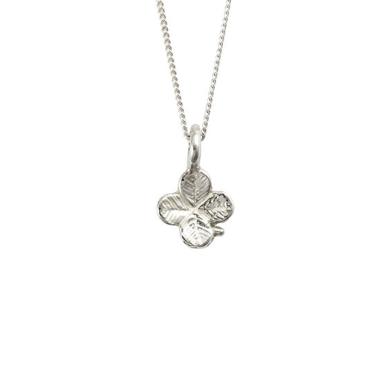 Image of Clover Necklace 3D mini