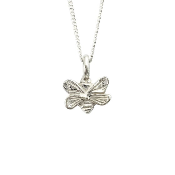 Image of Honey Bee Necklace 3D mini