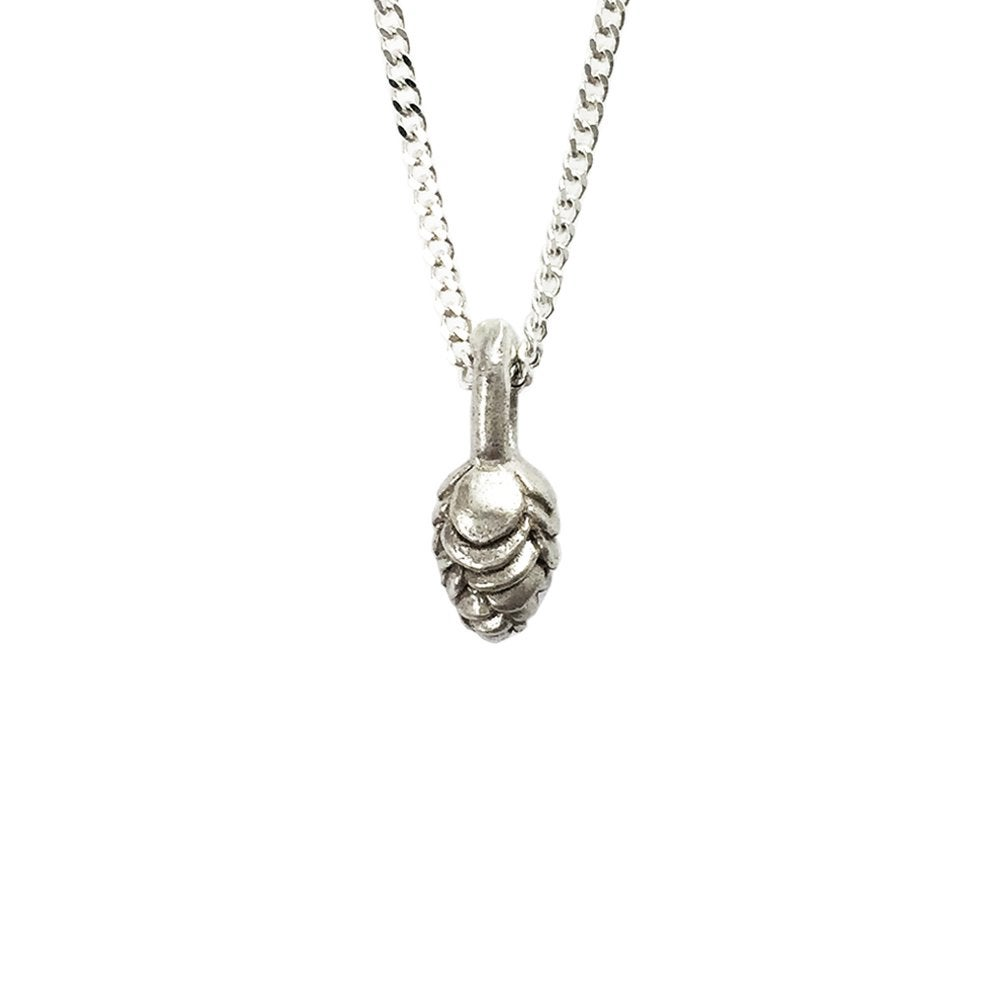 Image of Pinecone Necklace 3D mini