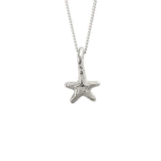 Image of Starfish Necklace 3D mini