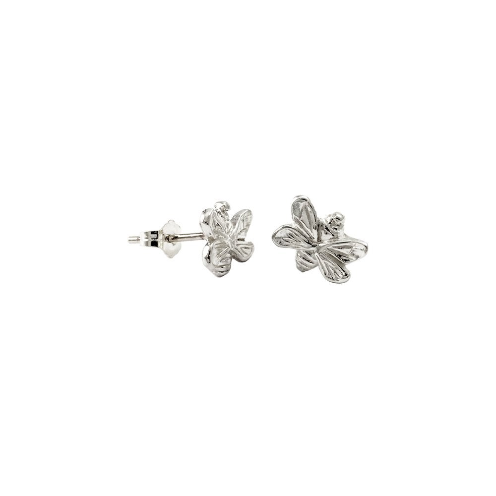 Image of Honey Bee Studs 3D mini