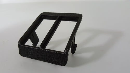 Image of Dash Accessory Dual Switch Plate/Holder