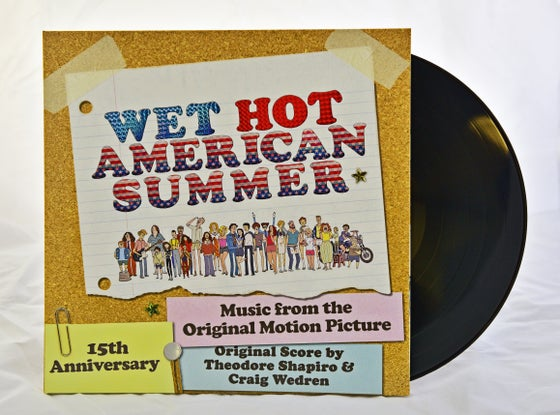 Image of Wet Hot American Summer - Original Music from the Motion Picture