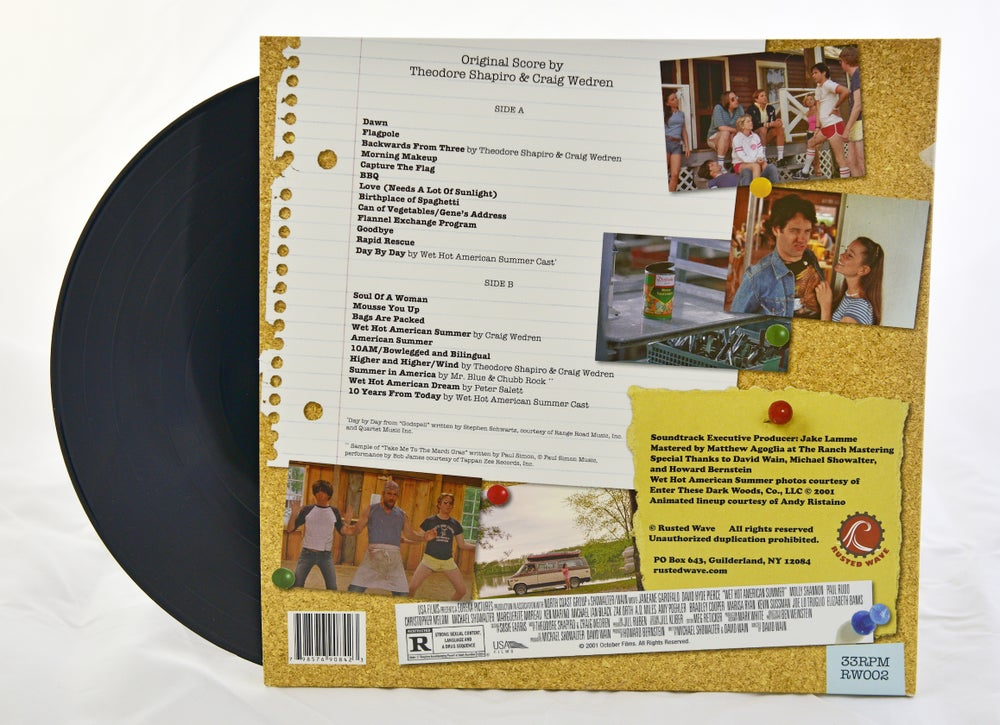Wet Hot American Summer - Original Music from the Motion Picture