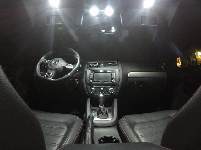 13pc Complete Interior Exterior Led Kit Error Free Fits 99 05 Volkswagen Mk4 Jetta 4 Door