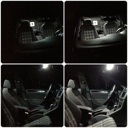 Image of 5PC Complete Interior LED Kit Fits: New Beetle 1998-2011