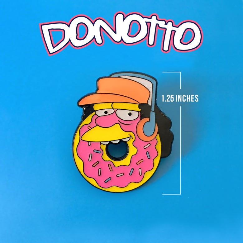 Image of Donotto Pin