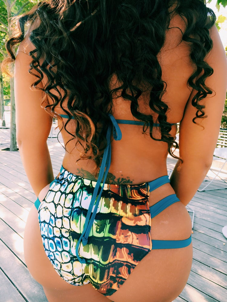 Image of Rainbow Fish Two Piece