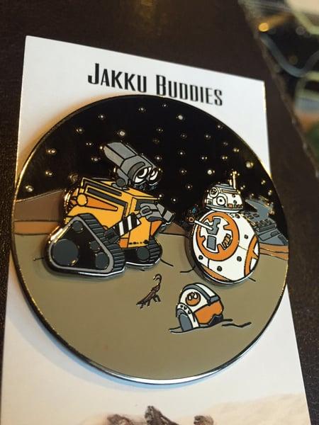Image of Jakku Buddies