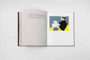 Image of Limited-edition Artist's Book: images by Michelle Maguire, words by Aaron Beck