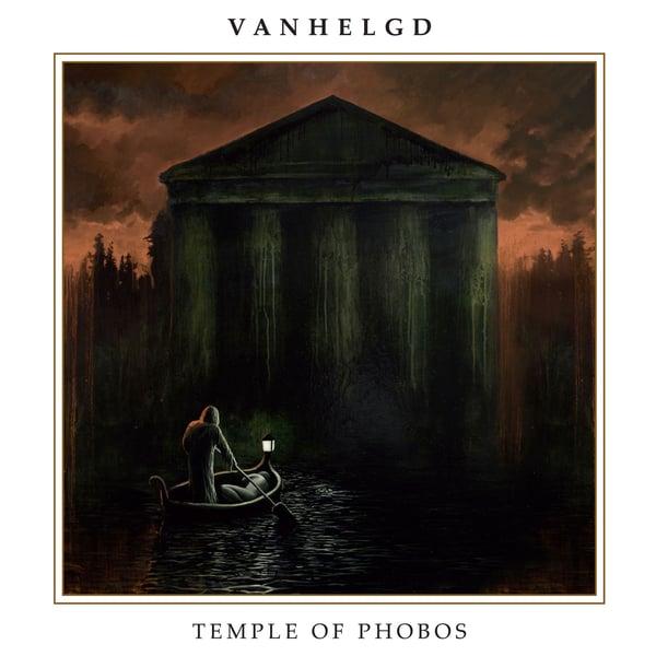 "Image of VANHELGD ""Temple Of Phobos"" Digipak CD"