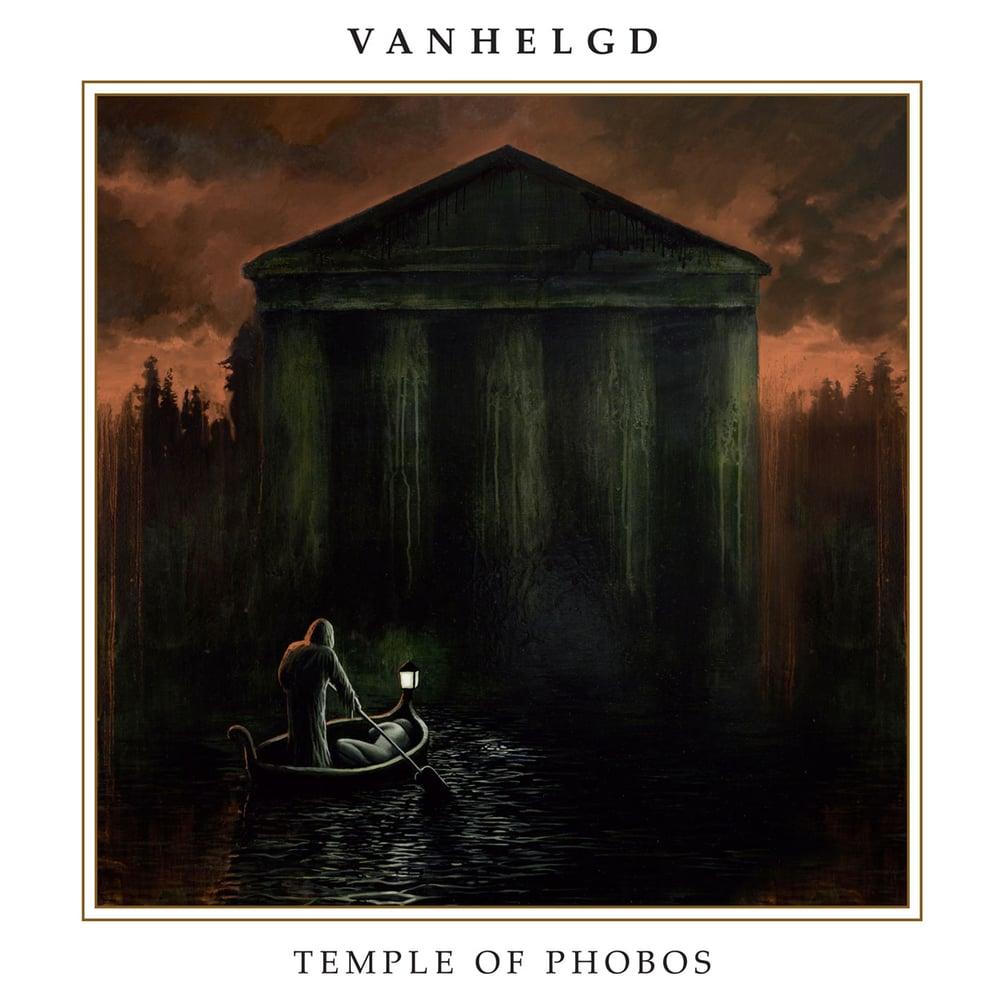 "VANHELGD ""Temple Of Phobos"" Digipak CD"