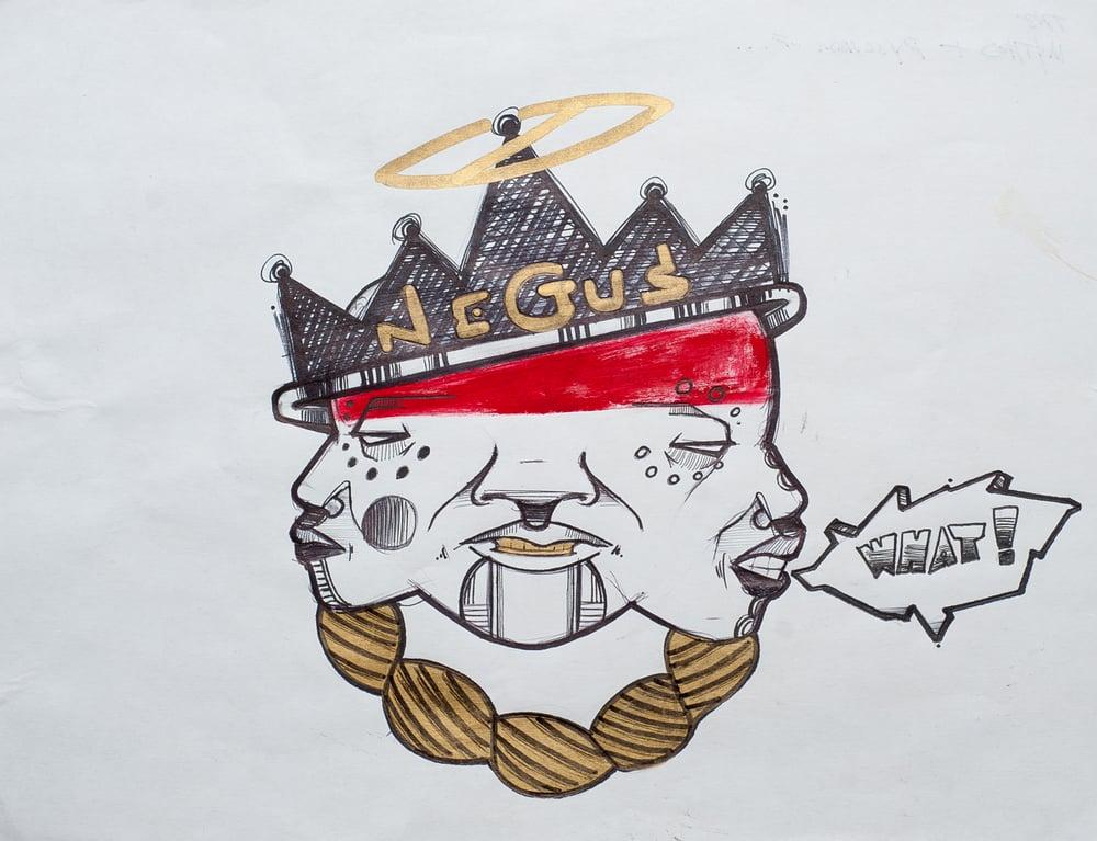 "Image of ""Psychosis & Mythos of... (King Shit)"""