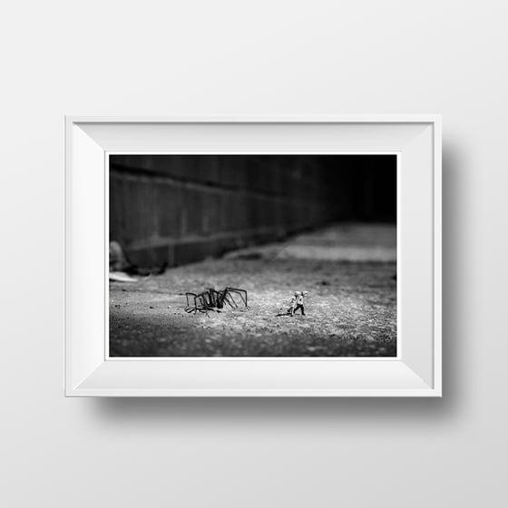 Image of 'Stranger Danger' by Slinkachu